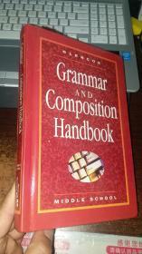 Glencoe: Grammar and Composition Handbook:Middle schoo l(英文原版精装,铜版纸彩印大32开)格伦科英语语法和作文手册:中学学生版
