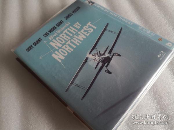 西北偏北BD蓝光电影五十周年纪念珍藏版