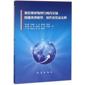 地震地球物理台网背景场图像处理模型,软件系统及实例 李正媛,