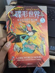 碟形世界5:实习女巫和午夜之袍(比《哈利·波特》和《魔戒》加起来还好看的,可能只有《碟形世界》!)后面30页倒装了具体看图
