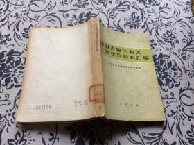 中国古籍中有关菲律宾资料汇编