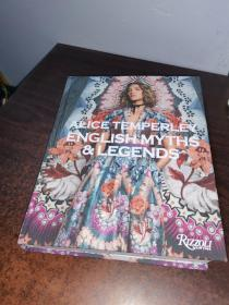 Alice Temperley爱丽丝·坦波丽:英国的神话和传奇 英文原版服装服饰设计艺术图书