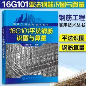 16G101平法钢筋识图与算量 建筑钢筋翻样工程技术图集 平法钢筋识图与计算实例教程 平法基础知识 16g101-1-2-3系列全套建筑书籍