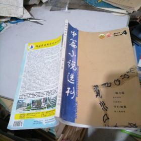 中篇小说选刊2007一4