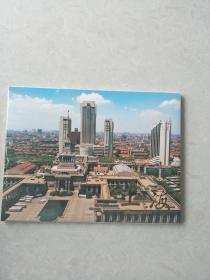 上海  明信片