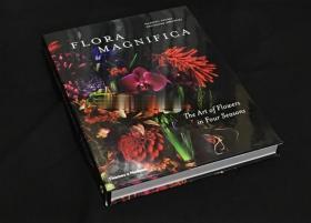 现货 Flora Magnifica: The Art of Flowers in Four Seasons