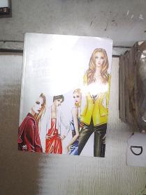 时装设计师工作手册:人体模板与效果图表现'' 。