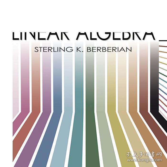 【英文原版】Linear Algebra (Dover Books on Mathematics)