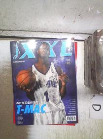 XXL 美国职篮联盟杂志  2015  10