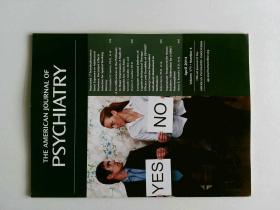 The American journal of psychiatry 美国精神病学杂志 2014/04