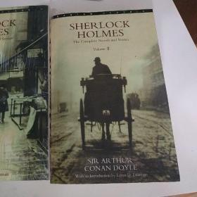 Sherlock Holmes:The Complete Novels and Stories Volume I and II