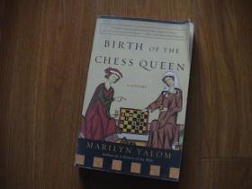 "国际象棋""王后""诞生记 英文原版 Birth of the Chess Queen: A History"
