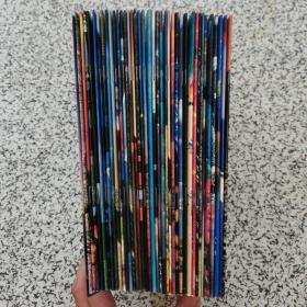国家地理科学探索丛书(英文注释版)(39本合售)