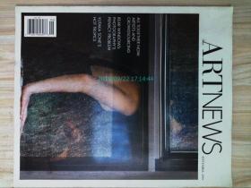 ARTnews 2014/09 藝術新聞美術油畫攝影水彩畫創意設計外文雜志