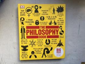 The Philosophy Book: Big Ideas Simply Explained(英文原版,硬精装)
