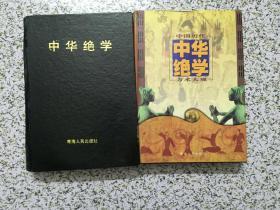 中华绝学(全3册)  中华绝学上下2本合售