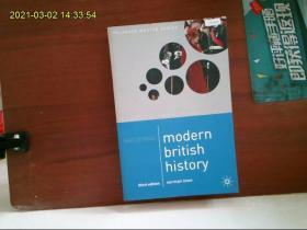 【外文原版】   Modern British History 英国近代史