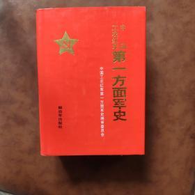中国工农红军第一方面军史(上下)