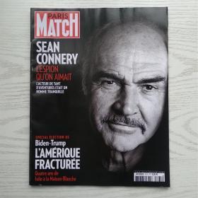 PARIS MATCH 2020年巴黎竞赛画报/法文原版(最佳学习法语的阅读资料)(编号13)