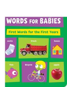 美国公共电视儿童网 100个启蒙词 英文原版 PBS KIDS 100 Words f