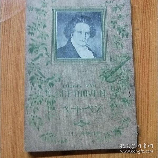 贝多芬传记及作品鉴赏