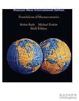 【进口】Foundations of Macroeconomics