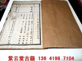 【民国】徐氏族谱【下】  #5457