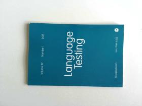Language Testing VOL.32 NO.1 2015 语言测试杂志