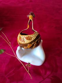 葫芦雕刻艺术品