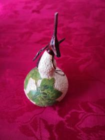 葫芦雕刻纯手工艺术品保真