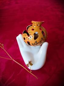 葫芦纯手工雕刻艺术品保真2