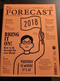 forecast 2018 monocle
