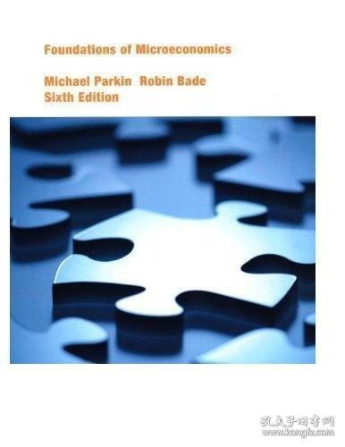 Foundations of Microeconomics - 9781292027203