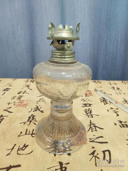 库存煤油灯,武汉华中玻璃厂
