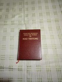 毛泽东著作选读  外文版
