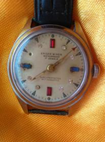 英纳格手表 老款瑞士产机械女表 特别稀少