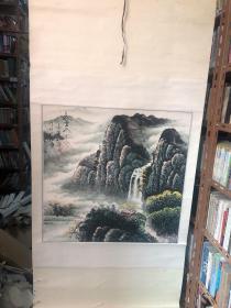 李高明 山水画