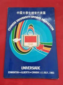 中国大学生体育代表团(1983),有一些老广告正骨水、牛黄清心丸等