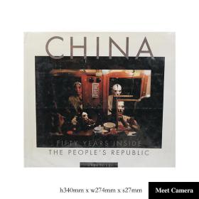 绝版书:China: Fifty Years Inside the People's Republic中国