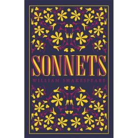 莎士比亚十四行诗 英文原版 Alma Classics: Sonnets / Shakespea