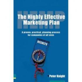 Highly Effective Marketing Plan : A pr...