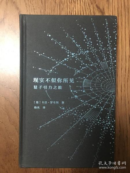现实不似你所见:量子引力之旅
