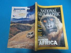 NATIONAL  GEOGRAPHIC    2001
