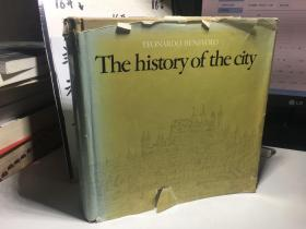 leonardo benevolo the history of the city:莱昂纳多的《城市历史》