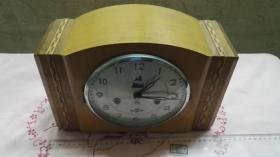 速自提:上海555老座钟,走时正常,请看图片,功能正常