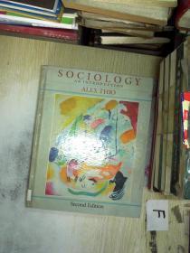 SOCIOLOGY AN INTRODUCTION社会学导论.