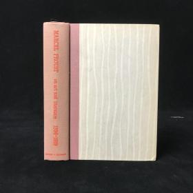 1958年 marcel proust:on art and literature 1896-1919 by Sylvia Townsend Warner 精装