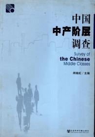 中国中产阶层调查