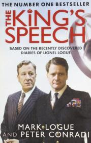 【预售】英文原版 The Kings Speech国王的演讲 Logue Mark马克洛格英国皇室历史故事文学小说书籍