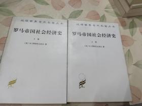 罗马帝国社会经济史(全两册)